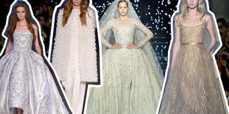 Die 45 schönsten Hochzeitskleider