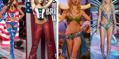 So kopiert Victoria's Secret die Looks von Britney Spears