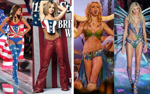 8 Looks, die Victoria's Secret von Britney geklaut hat