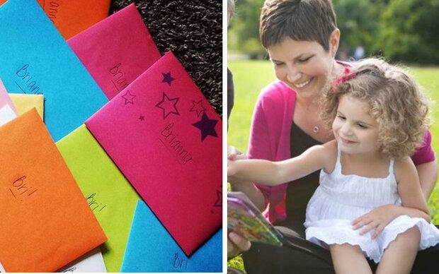 39a096c0cf Sterbende Mutter schreibt Tochter Briefe