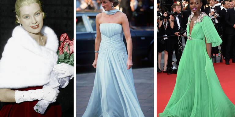 Die schönsten Cannes-Kleider aller Zeiten