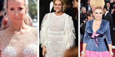 Die schrillsten und schrägsten Looks des Cannes Film Festivals