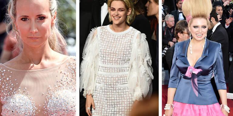 Die gewagtesten Looks aus Cannes