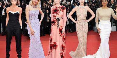 Alle Looks vom ersten Tag in Cannes