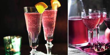 Sekt-Cocktails