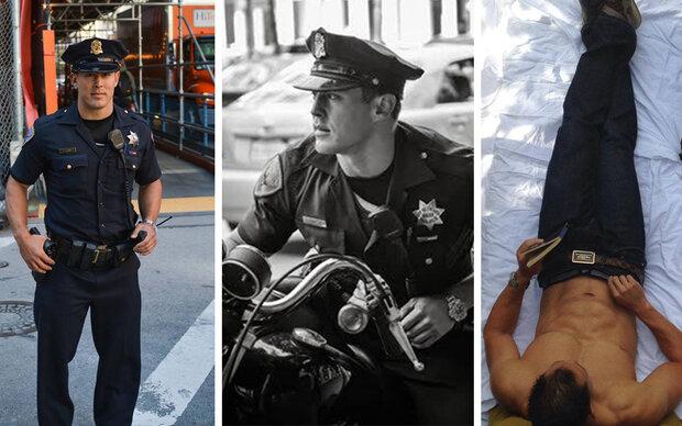 Das ist der sexieste Polizist der Welt!