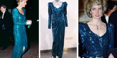 Prinzessin Diana - Ihr berühmtes Österreich-Kleid