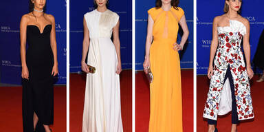 Die Looks des White House Correspondance Dinners