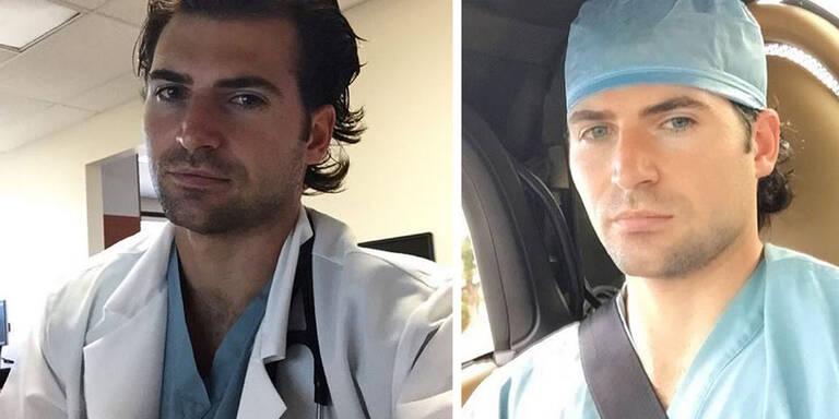 Dieser Neurochirurg verdreht uns den Kopf!