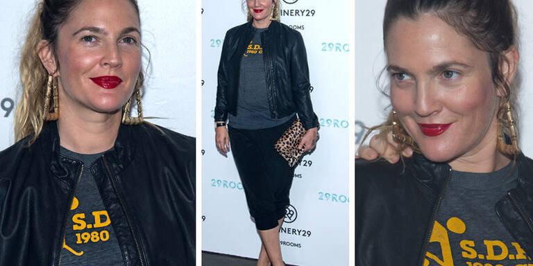 Oh Drew Barrymore, war die Stylistin krank?