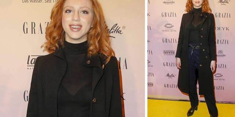 Die Tochter von Boris Becker wird mehr und mehr zum gefragten Model.