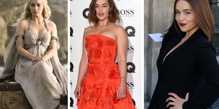 """Die """"Game of Thrones"""" Schauspielerin wurde vom """"Esquire Magazine"""" zur Sexiest Woman Alive gewählt."""