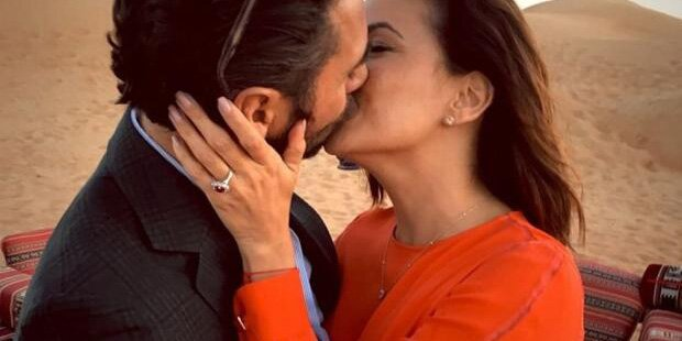 Eva Longoria ist zum dritten Mal verlobt!