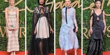 Fashion Awards werden zum Fashion Desaster