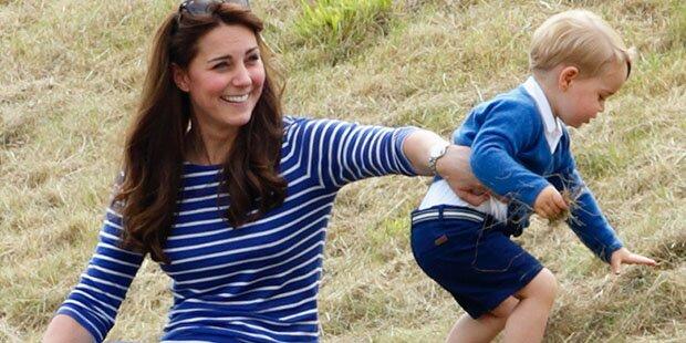 So wurde Herzogin Kate die Baby-Kilos wieder los