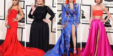 Die schönsten Looks der Grammy Awards
