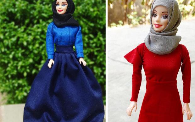 Kopftuch-Barbie erobert das Internet