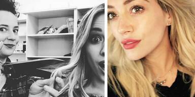 SO sieht Hilary Duff nicht mehr aus!