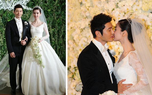 So lief die teuerste Hochzeit der Welt ab!