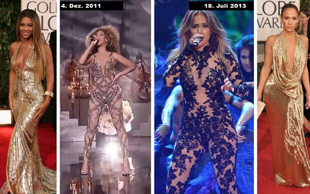 7 Beweise, dass die Latina Beyoncés Looks klaut