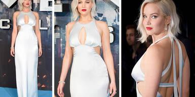 Jennifer Lawrence - Sexy wie nie zuvor!