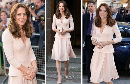 Herzogin Kate setzt wieder Trends