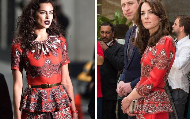 Wer trägt den Alexander McQueen Look besser?