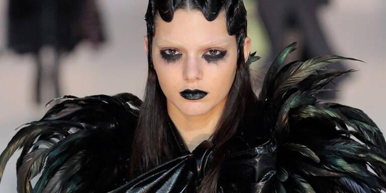 Erkennen Sie dieses Supermodel wieder?