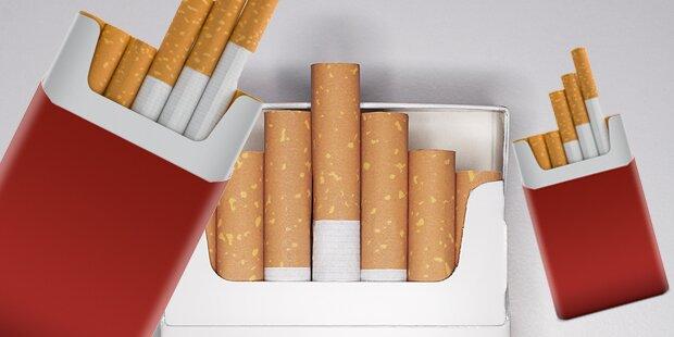 34.000 Zigaretten auf Flughafen Wien sichergestellt