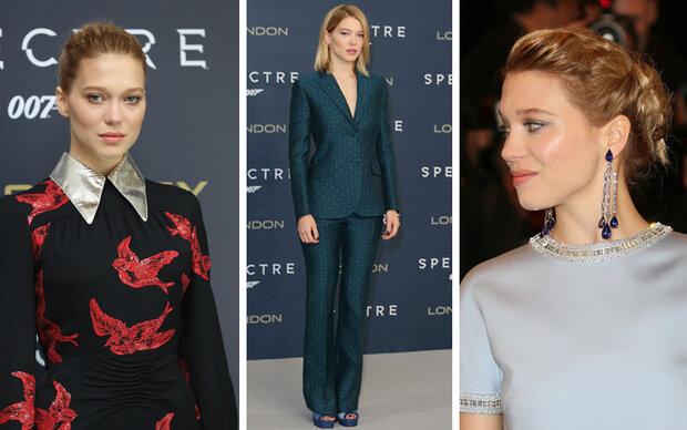 Bond-Girl Léa Seydoux im Stylecheck