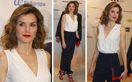 Königin Letizia bringt Hollywood-Glamour