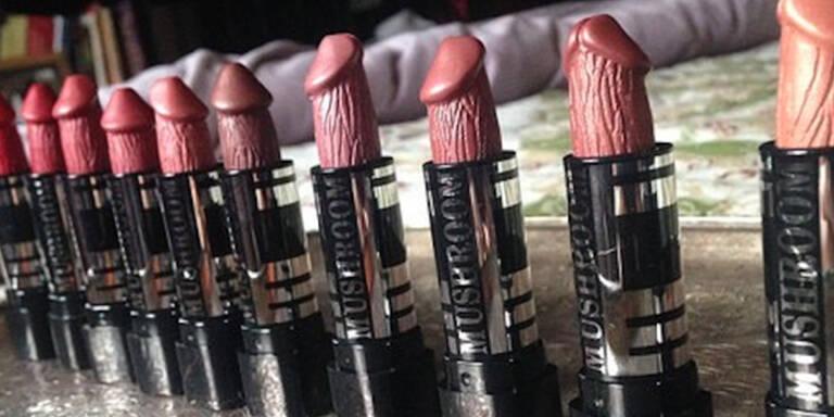 Würden Sie sich mit Penissen schminken?