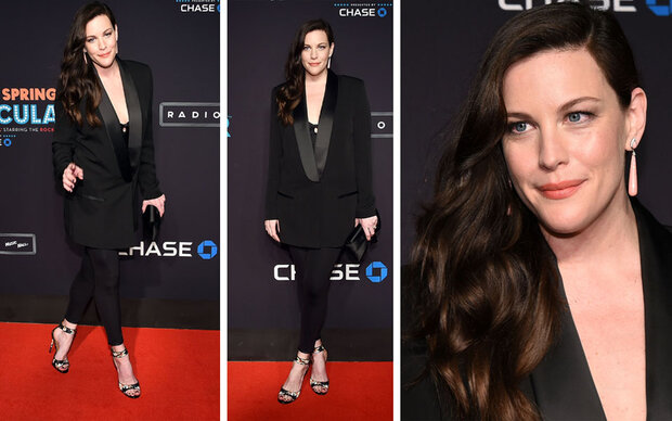 Liv Tylers stylisches Red Carpet Comeback