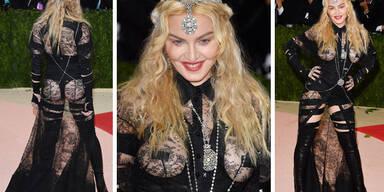 Madonnas Met-Gala Horror-Look