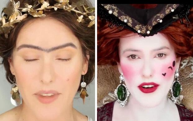 5000 Jahre Make-Up in nur sechs Minuten!