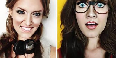 So krass verwandelt sich Make-Up-Artist Rebecca Swift