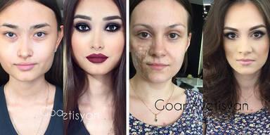 Goar Avetisyan macht außer jeder Frau ein Model!