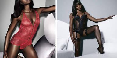 Naomi Campbell - So heiß zeigt sie sich mit 45!