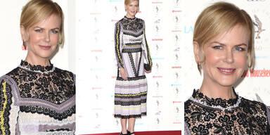 Nicole Kidmann mit kurzen Haaren!