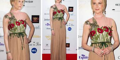 Nicole Kidman im Gärtner-Look