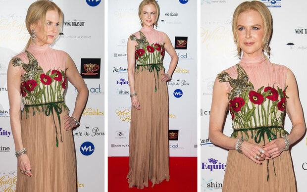 Nicole Kidman in der Stil-Falle
