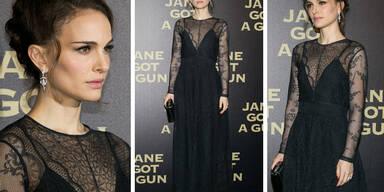 Natalie Portman überzeugt in Dior