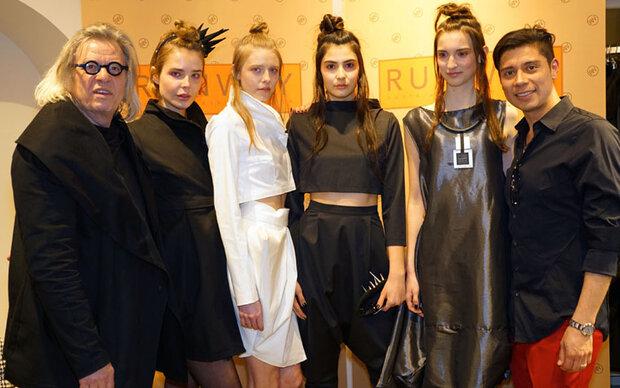 So war die exklusive Runway Fashionshow