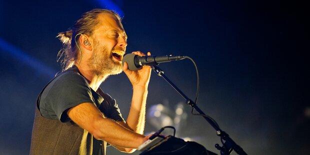 Radiohead: Album als Überraschung