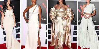 So stylisch war Rihannas Diamond Ball Charity Veranstaltung
