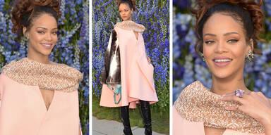 Rihanna bei Dior