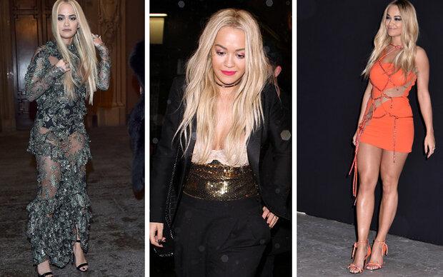 Rita Ora, wo ist dein guter Stil hin?