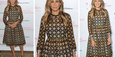 Sarah Jessica Parker - Stylisher als Carrie