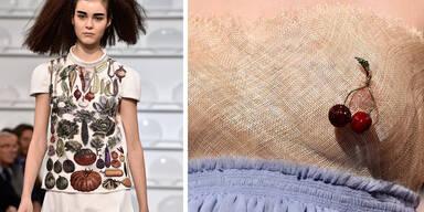 Paris Fashion Week: Vorsicht, freche Früchtchen!