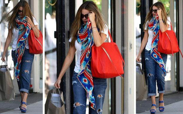 Keiner shoppt stylischer als Sofia Vergara!